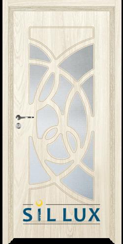Интериорна врата Sil Lux 3005 Избелен дъб