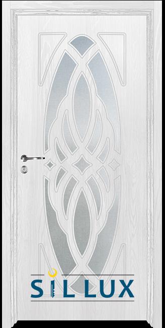 Интериорна врата Sil Lux 3007 Снежен бор