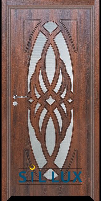 Интериорна врата Sil Lux 3007 Японски бонсай