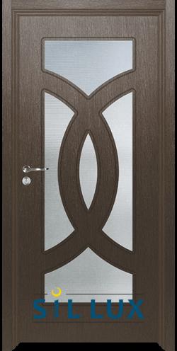 Интериорна врата Sil Lux 3008 Златен кестен