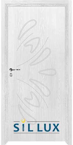 Интериорна врата Sil Lux 3011P Снежен бор