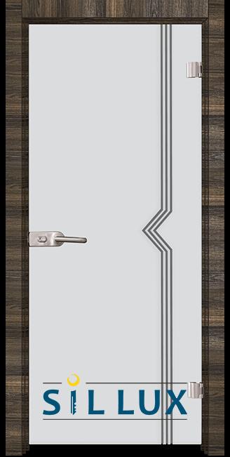 Стъклена интериорна врата Sand G 13 3 E