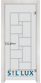 Стъклена интериорна врата Sand G 13 7 F