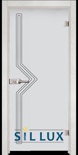 Стъклена интериорна врата Sand G 13 9 F