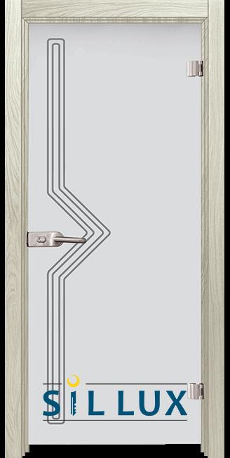 Стъклена интериорна врата Sand G 13 9 I