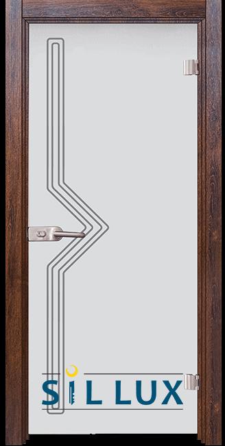 Стъклена интериорна врата Sand G 13 9 Q